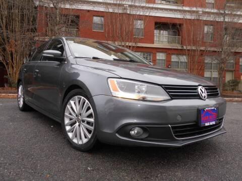 2011 Volkswagen Jetta for sale at H & R Auto in Arlington VA