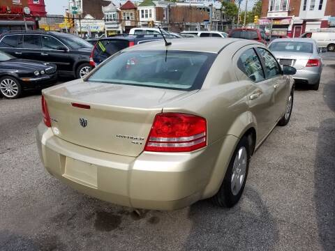 2010 Dodge Avenger for sale at Rockland Auto Sales in Philadelphia PA