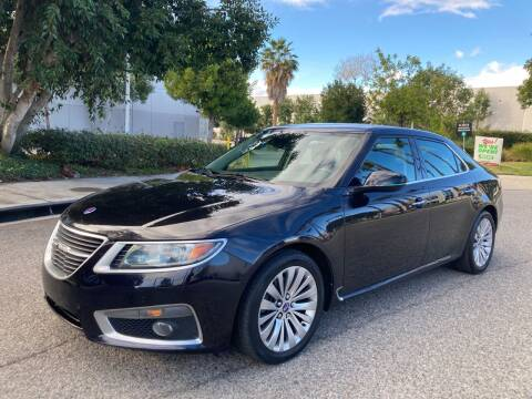 2011 Saab 9-5 for sale at Trade In Auto Sales in Van Nuys CA
