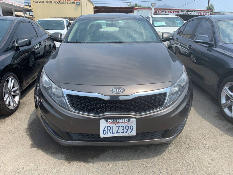 2011 Kia Optima for sale at GRAND AUTO SALES - CALL or TEXT us at 619-503-3657 in Spring Valley CA