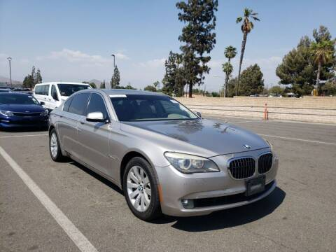 2010 BMW 7 Series for sale at A.I. Monroe Auto Sales in Bountiful UT