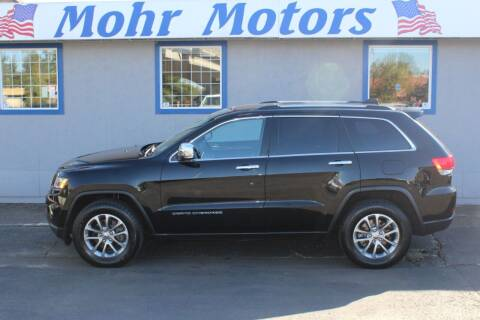 2014 Jeep Grand Cherokee for sale at Mohr Motors in Salem OR