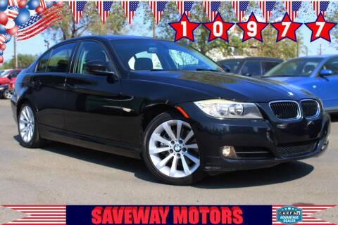 2011 BMW 3 Series for sale at Saveway Motors in Reno NV