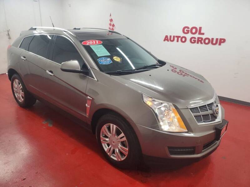 2011 Cadillac SRX for sale at GOL Auto Group in Austin TX