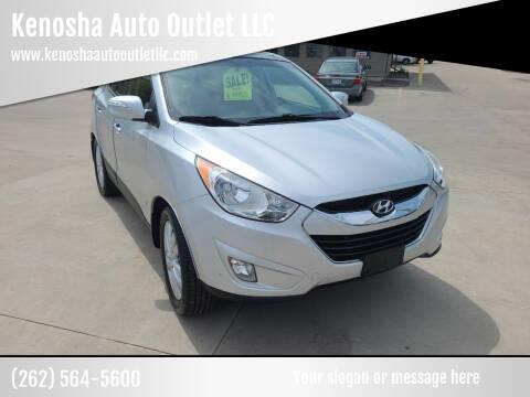2012 Hyundai Tucson for sale at Kenosha Auto Outlet LLC in Kenosha WI