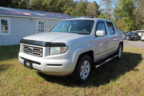 2007 Honda Ridgeline for sale at Manny's Auto Sales in Winslow NJ