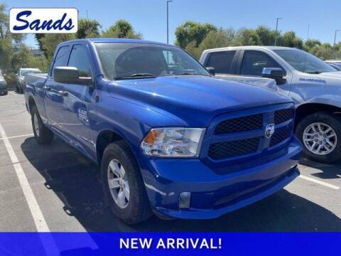 2019 RAM Ram Pickup 1500 Classic for sale at Sands Chevrolet in Surprise AZ