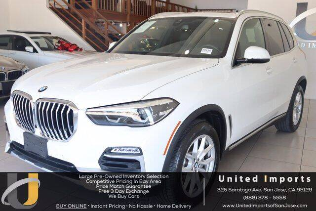 2019 BMW X5 for sale in San Jose, CA