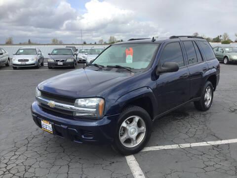 2007 Chevrolet TrailBlazer for sale at My Three Sons Auto Sales in Sacramento CA