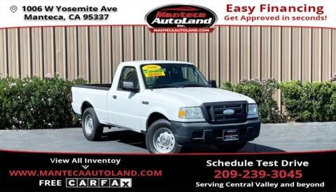 2006 Ford Ranger for sale at Manteca Auto Land in Manteca CA