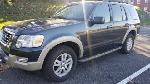 2010 Ford Explorer for sale at Thompson Auto Sales Inc in Knoxville TN