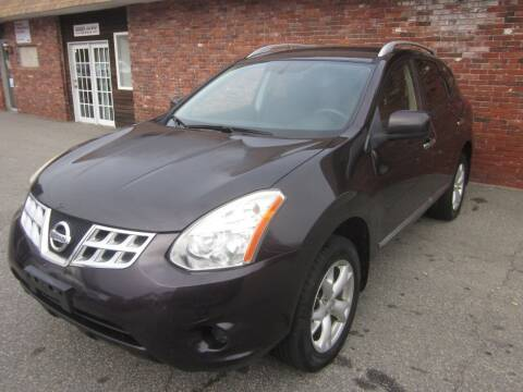 2011 Nissan Rogue for sale at Tewksbury Used Cars in Tewksbury MA