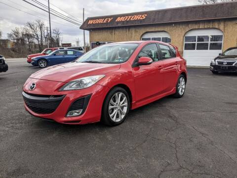 2010 Mazda MAZDA3 for sale at Worley Motors in Enola PA