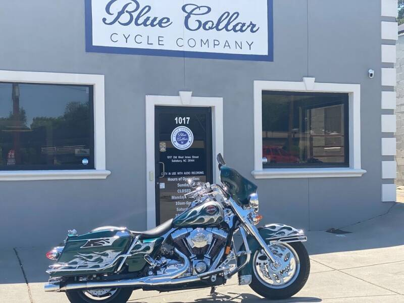 2001 Harley-Davidson Road King for sale at Blue Collar Cycle Company in Salisbury NC