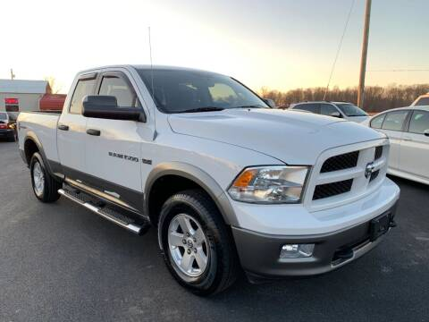 2011 RAM Ram Pickup 1500 for sale at Hillside Motors in Jamestown KY