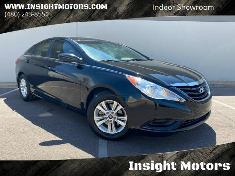 2011 Hyundai Sonata for sale at Insight Motors in Tempe AZ