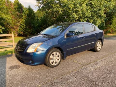 2010 Nissan Sentra for sale at Front Porch Motors Inc. in Conyers GA