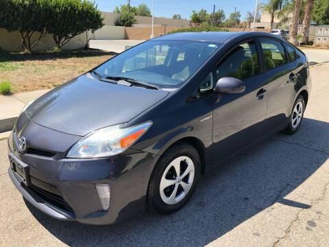 2014 Toyota Prius for sale at C & C Auto Sales in Colton CA