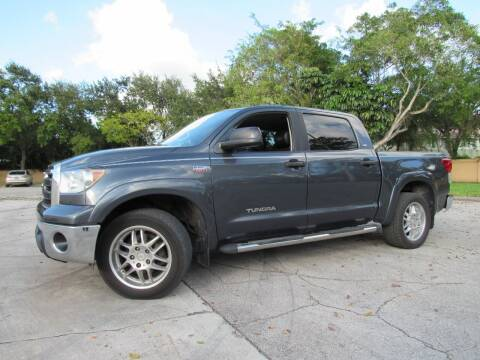 2010 Toyota Tundra for sale at Easy Deal Auto Brokers in Hollywood FL