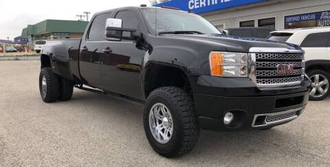 2008 GMC Sierra 3500HD for sale at Perrys Certified Auto Exchange in Washington IN