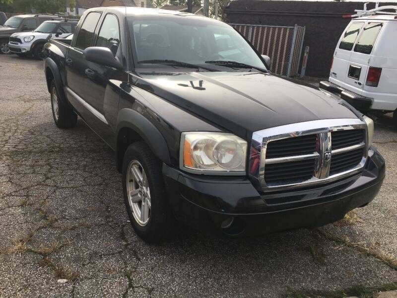 2007 Dodge Dakota for sale at Payless Auto Sales LLC in Cleveland OH