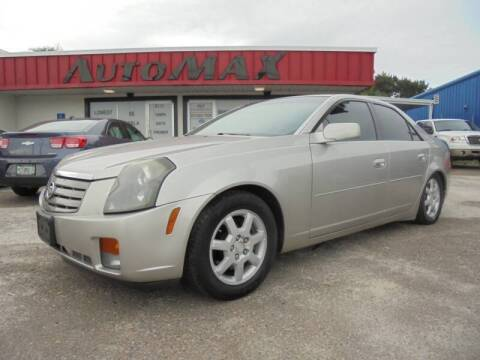 2005 Cadillac CTS for sale at Automax Wholesale Group LLC in Tampa FL