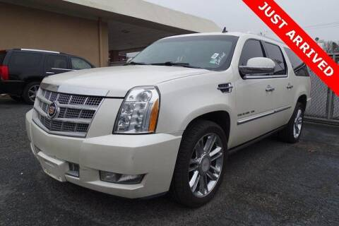 2011 Cadillac Escalade ESV for sale at Brandon Reeves Auto World in Monroe NC