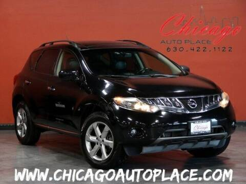 2009 Nissan Murano for sale at Chicago Auto Place in Bensenville IL
