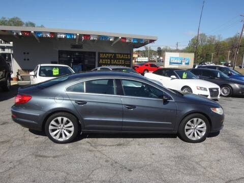 2012 Volkswagen CC for sale at HAPPY TRAILS AUTO SALES LLC in Taylors SC
