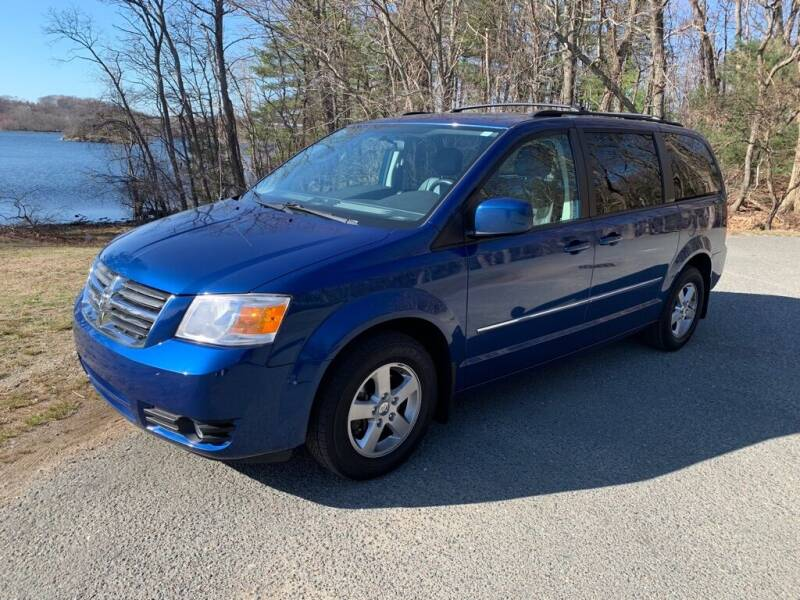 2010 Dodge Grand Caravan for sale at Elite Pre-Owned Auto in Peabody MA