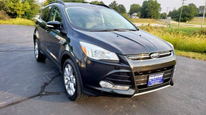 2013 Ford Escape for sale at Crowe Auto Group in Kewanee IL