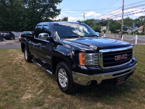 2011 GMC Sierra 1500 for sale at Manny's Auto Sales in Winslow NJ