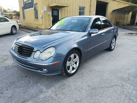 2004 Mercedes-Benz E-Class for sale at J D USED AUTO SALES INC in Doraville GA