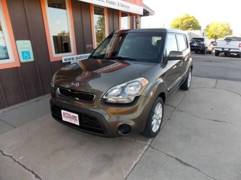 2013 Kia Soul for sale at Autoland in Cedar Rapids IA