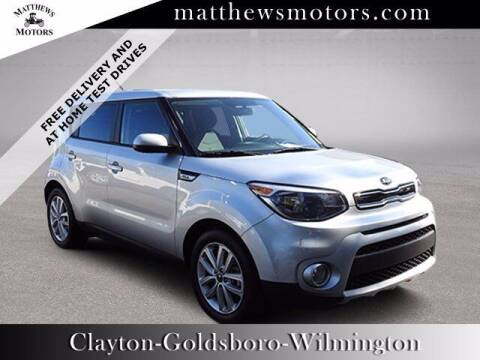 2019 Kia Soul for sale at Auto Finance of Raleigh in Raleigh NC