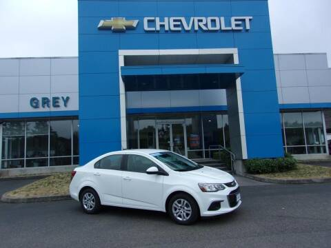 2018 Chevrolet Sonic for sale at Grey Chevrolet, Inc. in Port Orchard WA