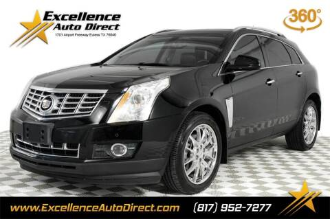 2013 Cadillac SRX for sale at Excellence Auto Direct in Euless TX