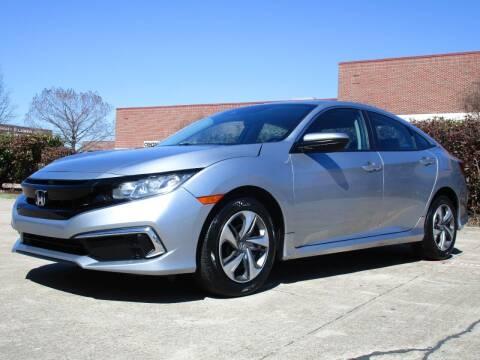 2019 Honda Civic for sale at Italy Auto Sales in Dallas TX