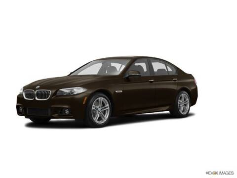 2016 BMW 5 Series for sale at Volkswagen of Springfield in Springfield PA