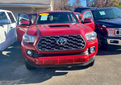 2020 Toyota Tacoma for sale at Morristown Auto Sales in Morristown TN