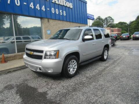 2013 Chevrolet Tahoe for sale at Southern Auto Solutions - 1st Choice Autos in Marietta GA