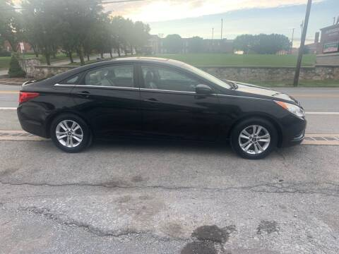2012 Hyundai Sonata for sale at GET N GO USED AUTO & REPAIR LLC in Martinsburg WV