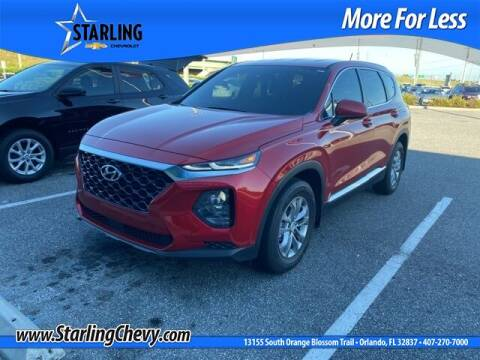 2020 Hyundai Santa Fe for sale at Pedro @ Starling Chevrolet in Orlando FL