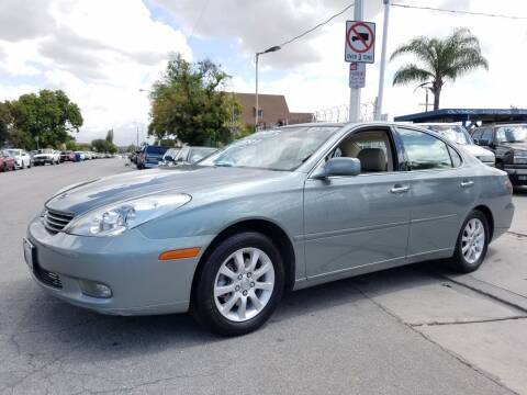 2004 Lexus ES 330 for sale at Olympic Motors in Los Angeles CA