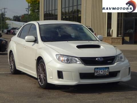 2013 Subaru Impreza for sale at RAVMOTORS 2 in Crystal MN