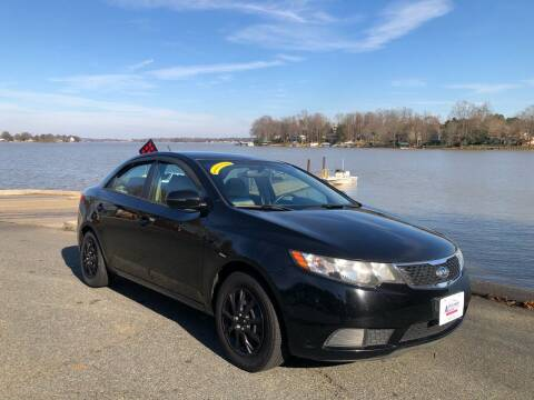 2012 Kia Forte for sale at Affordable Autos at the Lake in Denver NC