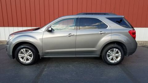 2012 Chevrolet Equinox for sale at North East Locaters Auto Sales in Indiana PA