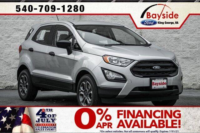 2021 Ford EcoSport for sale in King George, VA