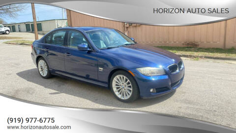 2011 BMW 3 Series for sale at Horizon Auto Sales in Raleigh NC