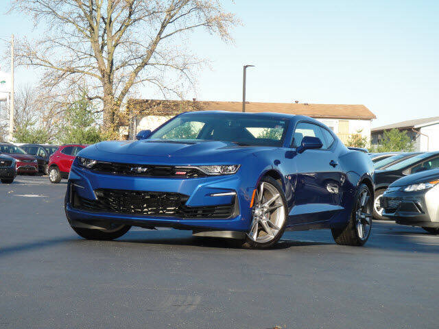 2020 Chevrolet Camaro for sale at Jack Schmitt Chevrolet Wood River in Wood River IL